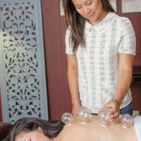 Cupping suction